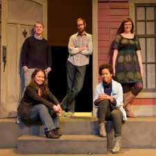5 Lutes Play Major Roles at Tacoma's Broadway Center